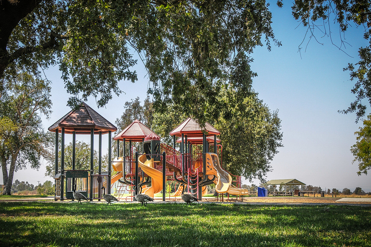 Places to Play at Gibson Ranch