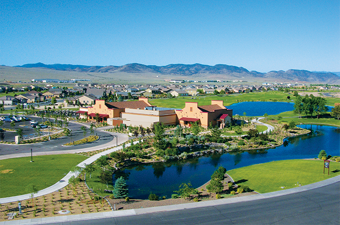 Cypress Point New Homes For Sale Dayton Nv