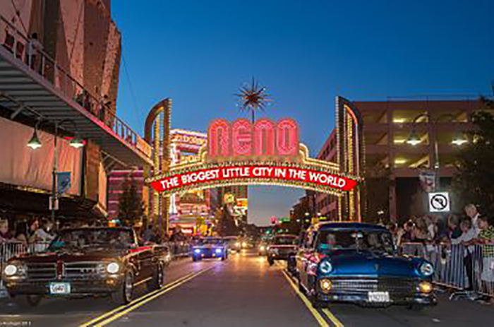 Hot August Nights in Reno