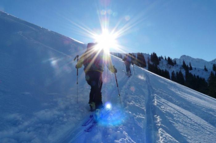 Adventurous Skiing in Nevada