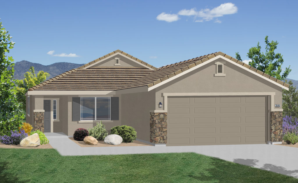 New Homes Wingfield Springs Nv