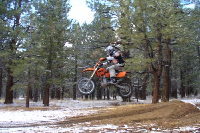 Dirt Biking in Nevada