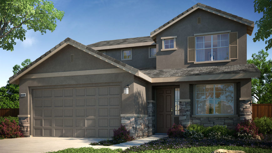 Now Selling! New Solar Homes Under $300,000 at Elverta Park