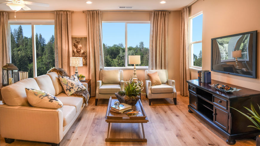 Easy living with fun and friends in silverado village for Easy living home