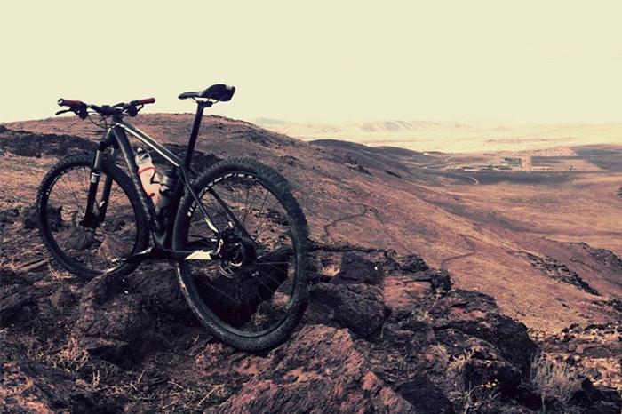 Biking in Northern Nevada