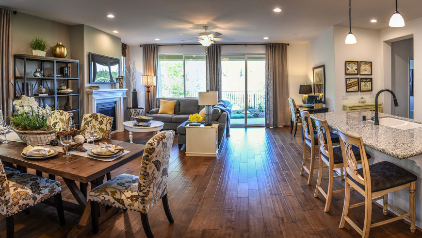Three New Homes Ready for December Move-in at Senior-Focused Silverado Village in Placerville