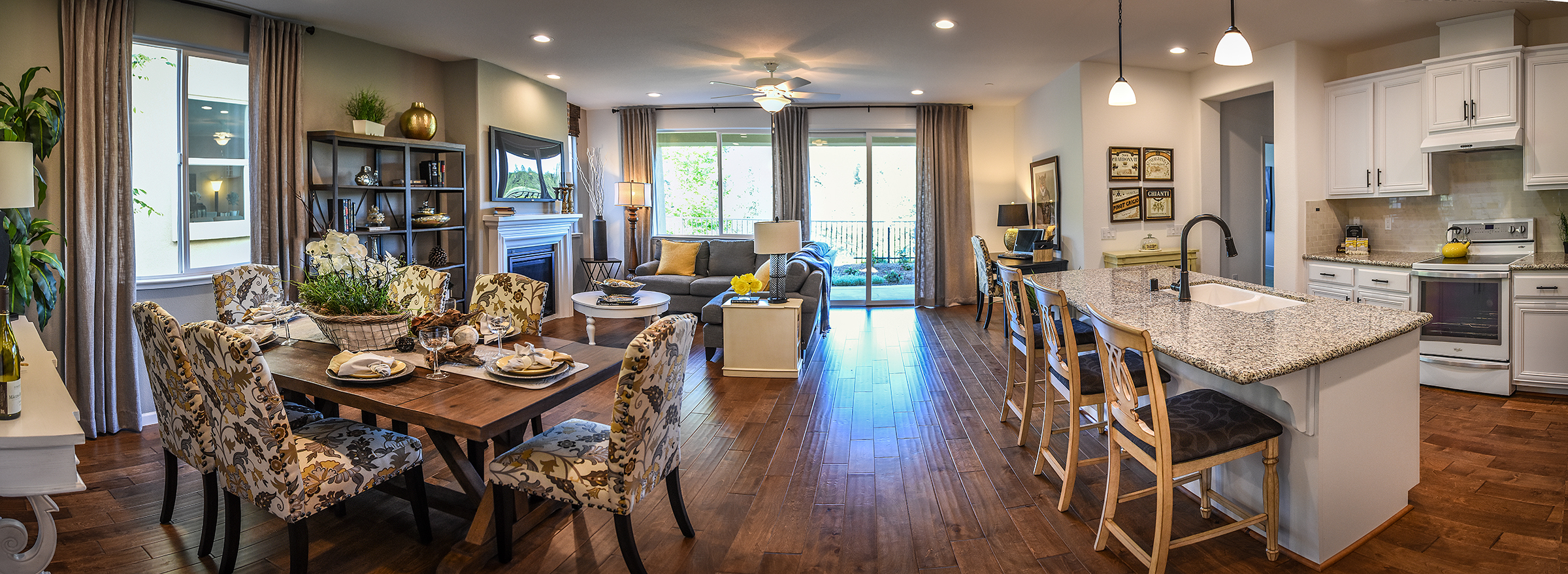 New Homes Easy Living Features More For Seniors To Love