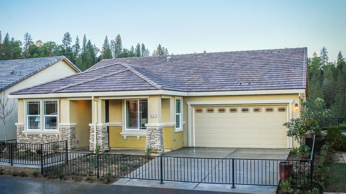Senior Living Paired with All the Benefits of Homeownership at Silverado Village Placerville